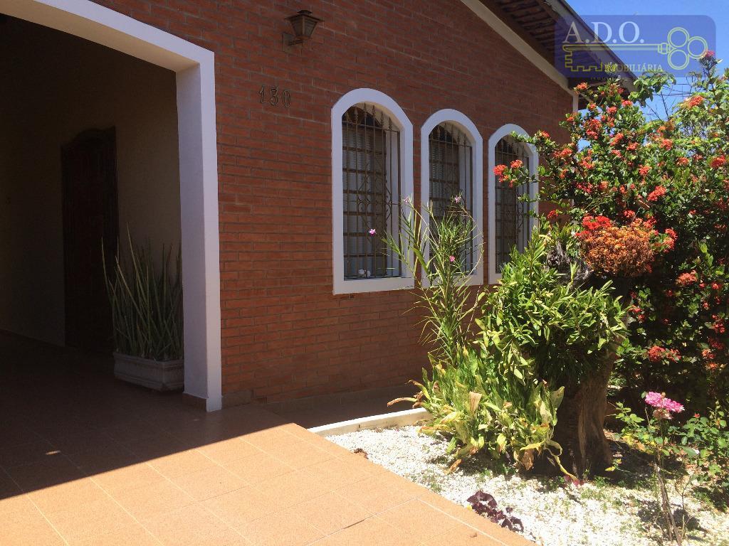 Casa  residencial para locação, Cidade Jardim, Campinas.