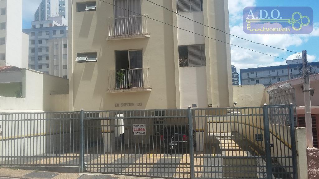 Apartamento residencial para locação, Centro, Campinas - AP1005.