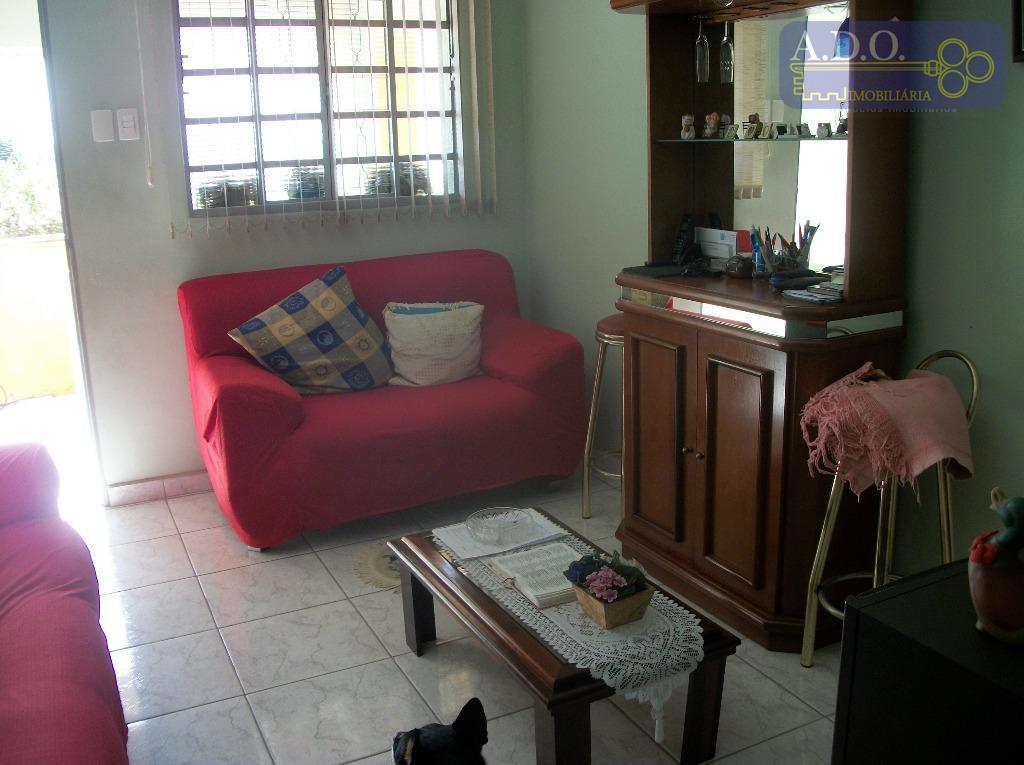 Casa residencial à venda, Vila Marieta, Campinas - CA0419.