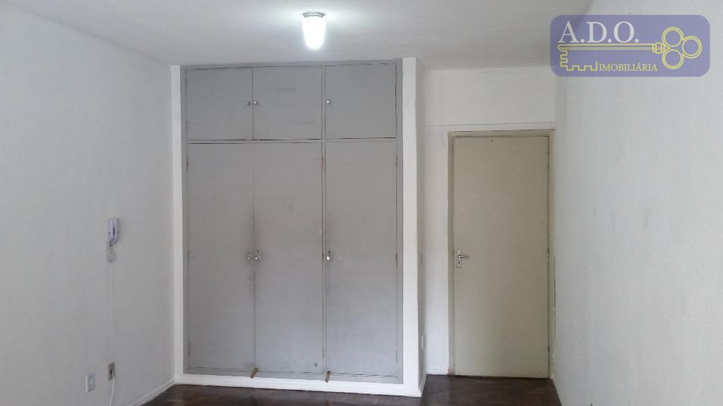 Apartamento residencial para locação, Centro, Campinas - AP1038.