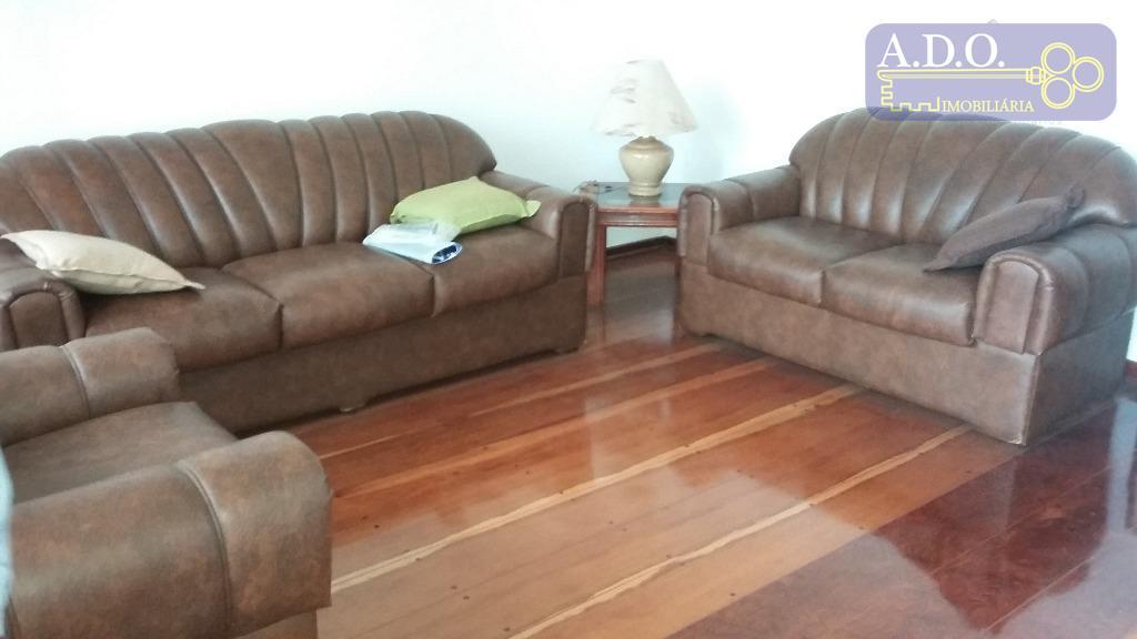 Casa com 3 dormitórios para alugar, 140 m² por R$ 1.700/ano - Vila Teixeira - Campinas/SP