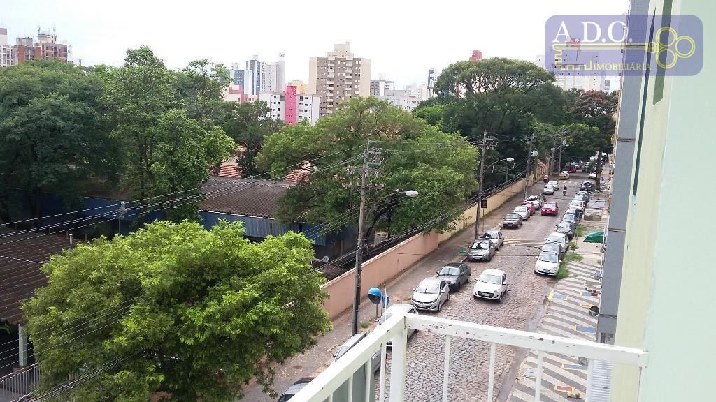Apartamento residencial à venda, Botafogo, Campinas - AP1053.