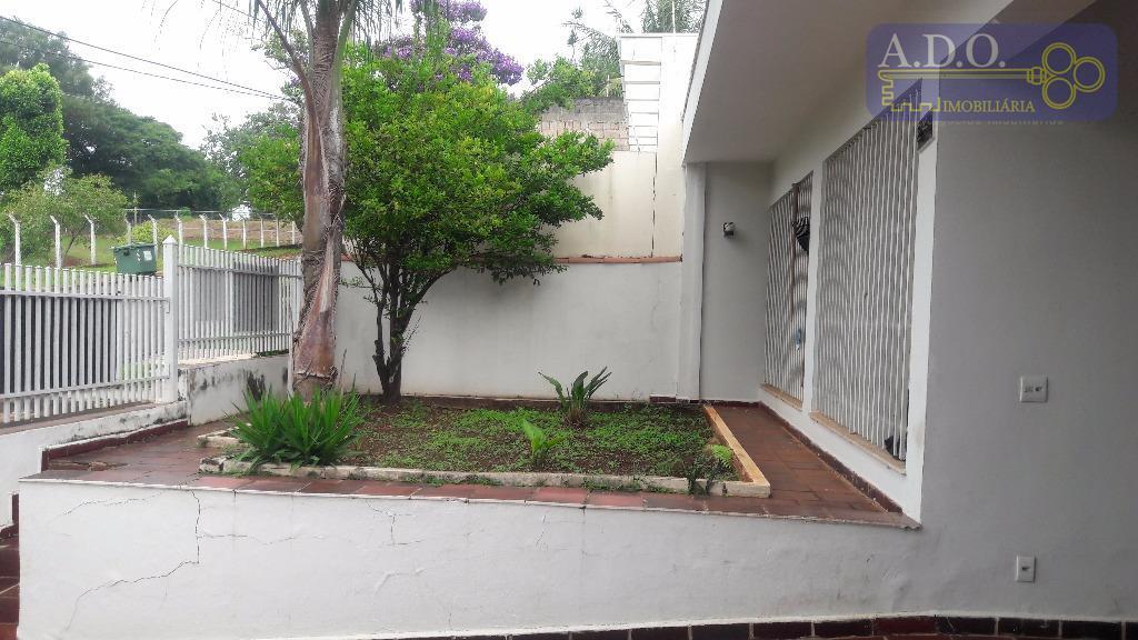 Casa residencial para venda e locação, Parque Taquaral, Campinas.