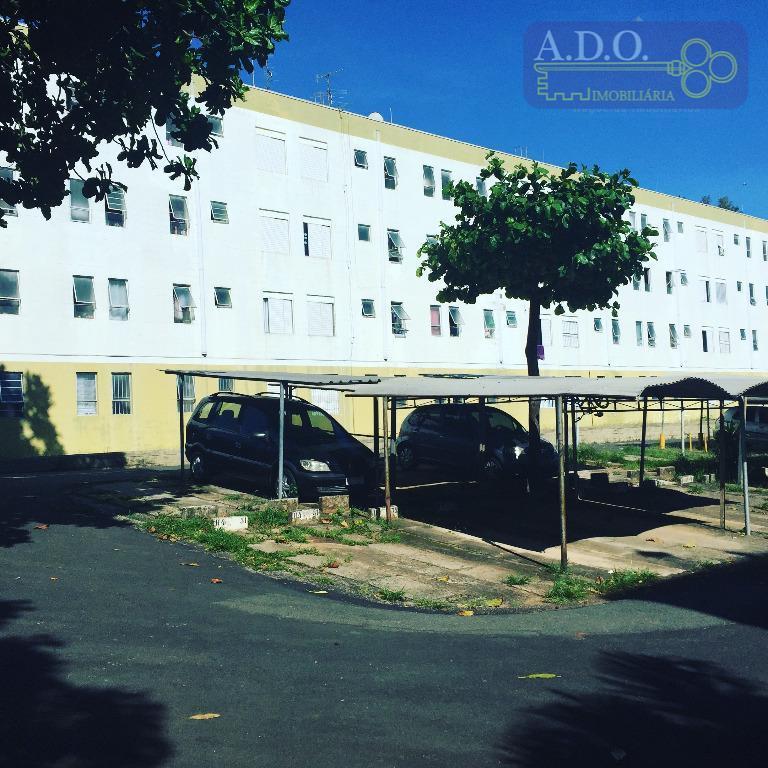 Apartamento residencial para venda e locação, Vila Padre Manoel de Nóbrega, Campinas.