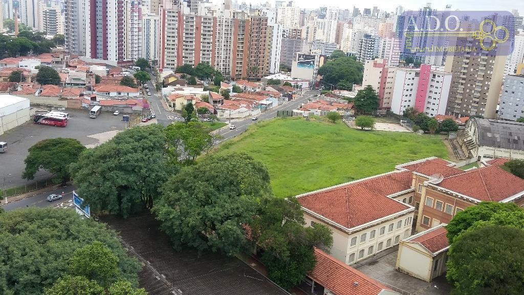 Apartamento residencial à venda, Centro, Campinas - AP0878.