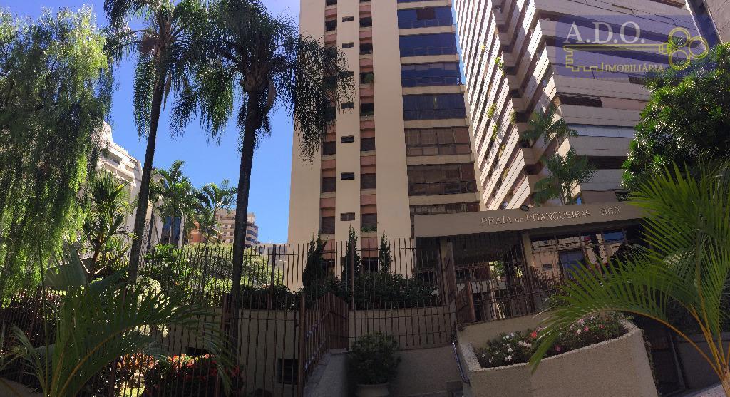 Apartamento residencial à venda, Cambuí, Campinas. Condominio Praia de Pitangueiras.