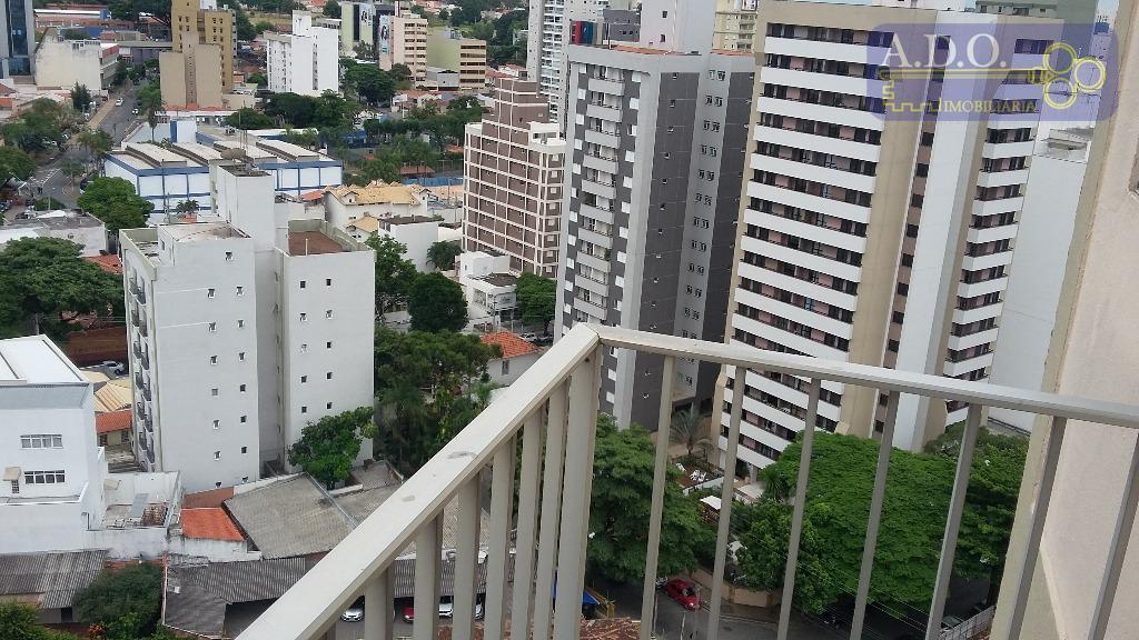 Apartamento residencial para venda e locação, Vila Itapura, Campinas - AP0943.