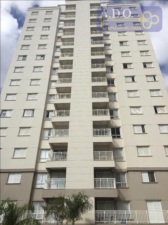 Apartamento residencial para venda e locação, Mansões Santo Antônio, Campinas - AP1088. shine