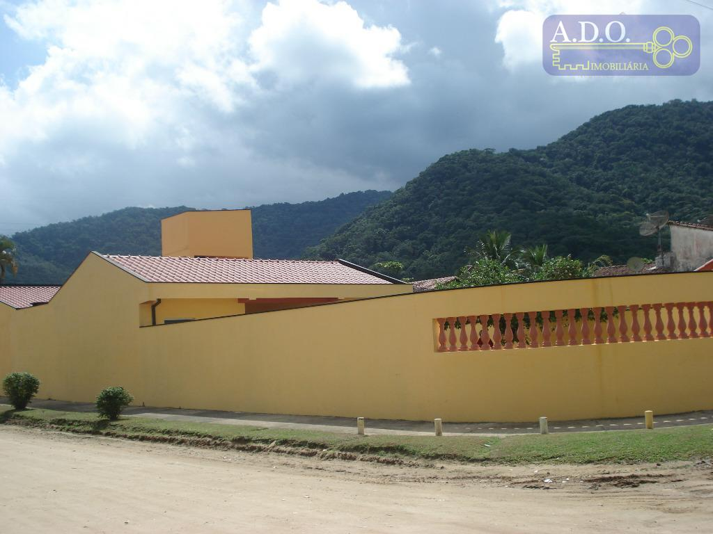 Casa residencial à venda, Maranduba, Ubatuba.