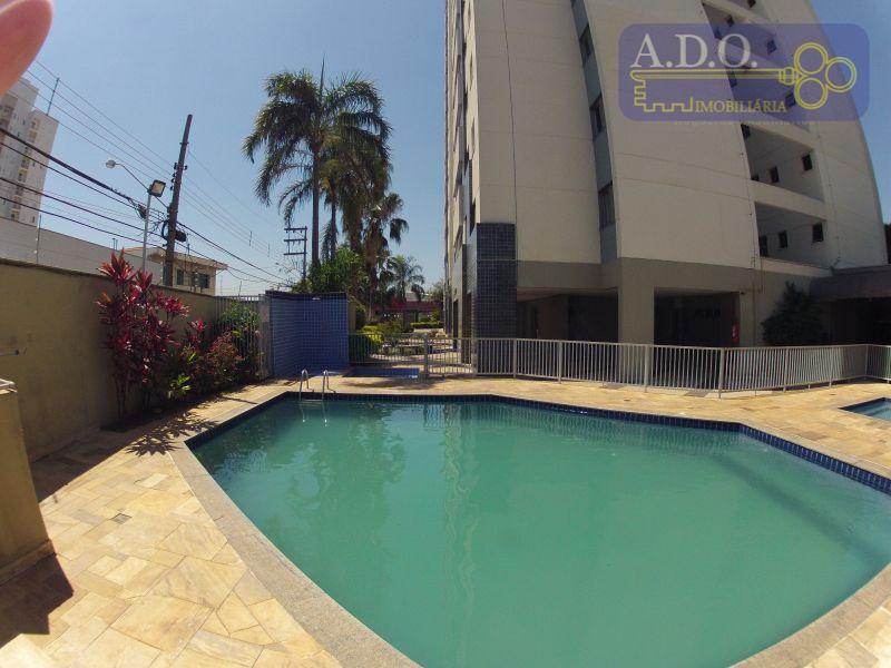 Apartamento residencial à venda, Bonfim, Campinas - AP1091.
