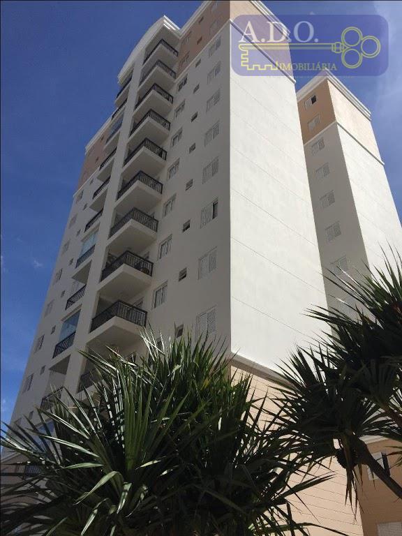 Apartamento residencial à venda, Jardim Chapadão, ville castelli, Campinas.