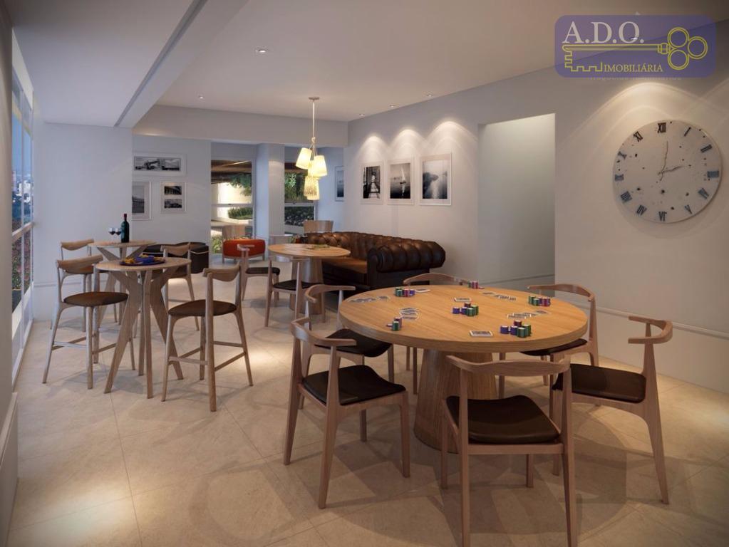 apartamento moderno sendo 2 suites, sala 2 ambientes com sacada gourmet com churrasqueira, 7º andar com...