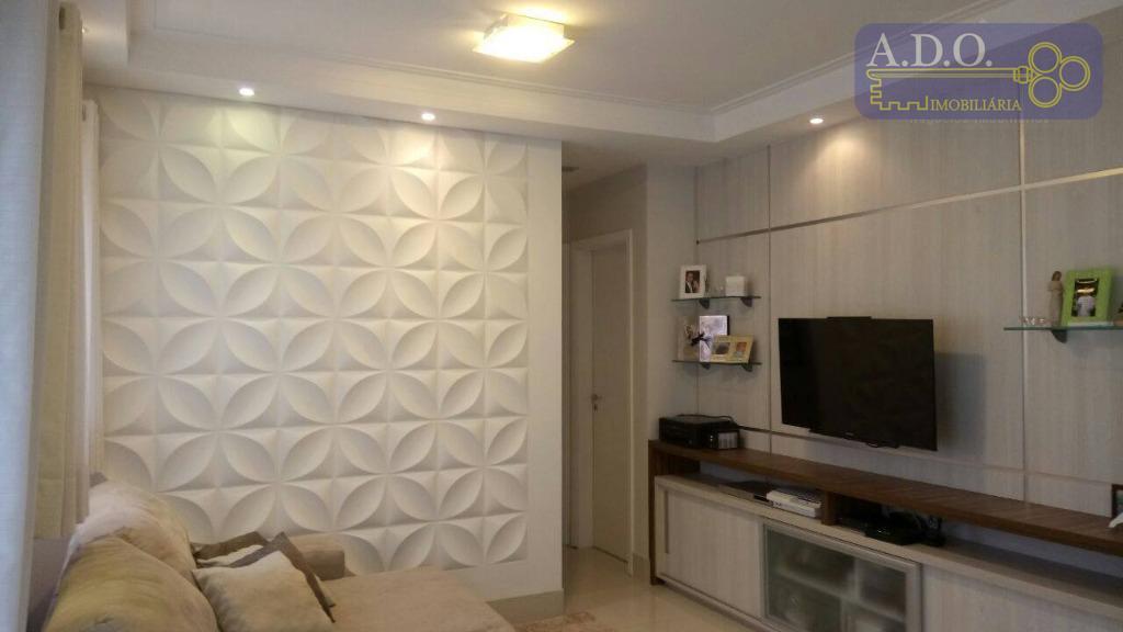 Apartamento residencial para venda e locação, Jardim Chapadão, Campinas - AP1109.
