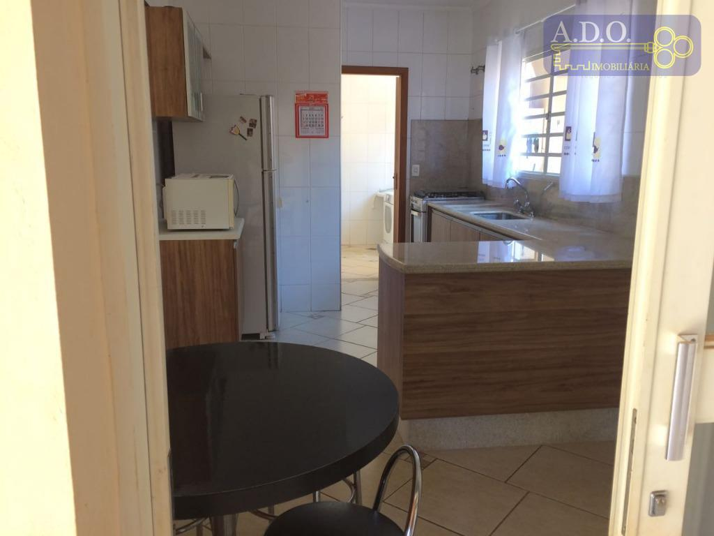 paulínia/barão geraldo/residencial paineiras-excelente sobrado:garagem para 4 carros;ampla sala; cozinha planejada; 4 banheiros; área com churrasqueira; 4...