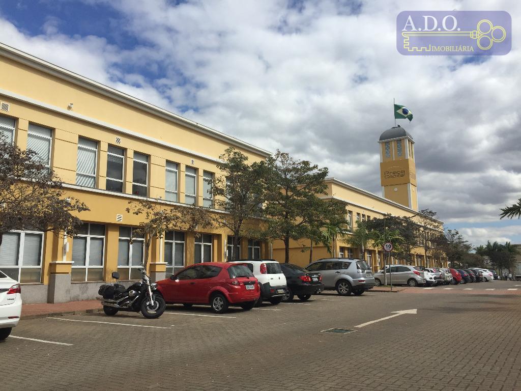 Sala comercial à venda, Jardim Santa Genebra, Praça Capital,Campinas. mobiliada, mobilia