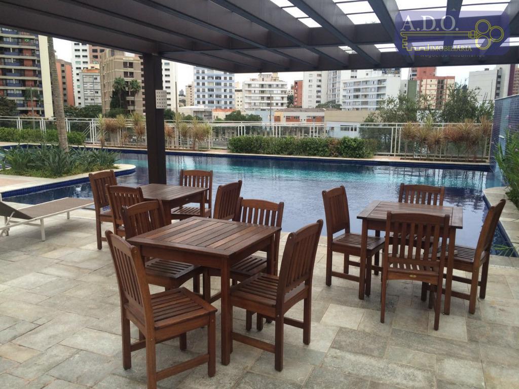 Apartamento residencial à venda, Cambuí, Campinas. Home & life - Setin