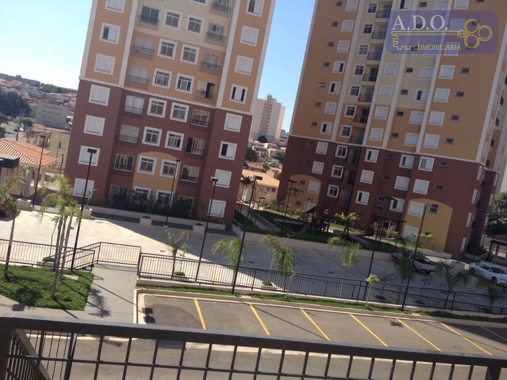 Apartamento residencial à venda, São Bernardo, Campinas - AP1118.
