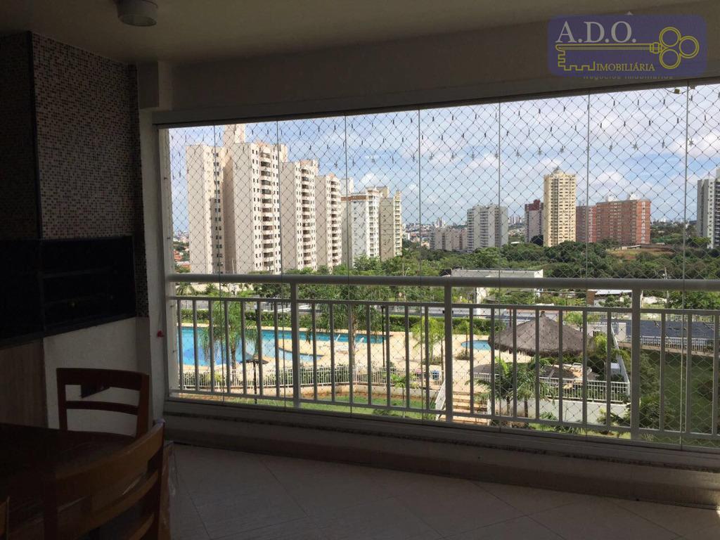 Apartamento residencial à venda, Parque Prado, Campinas. Convivance
