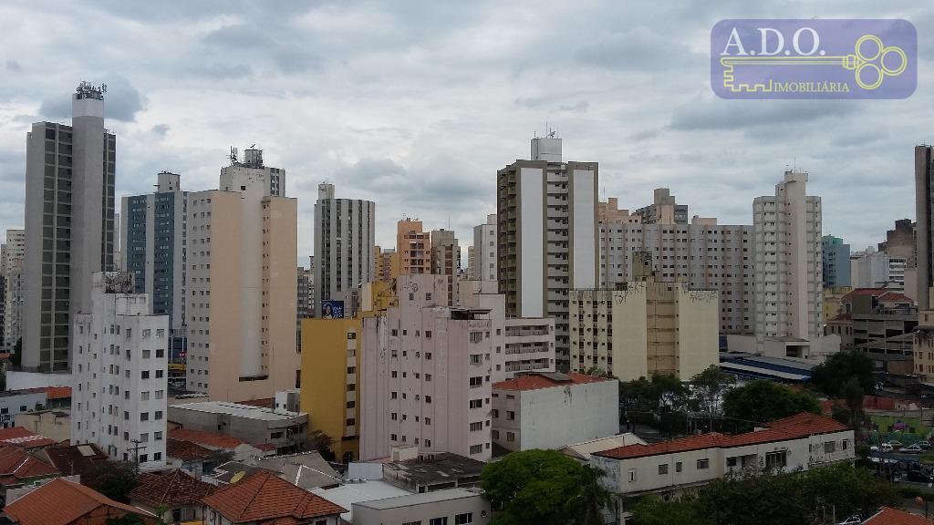 Apartamento residencial à venda, Botafogo, Campinas - AP1137.