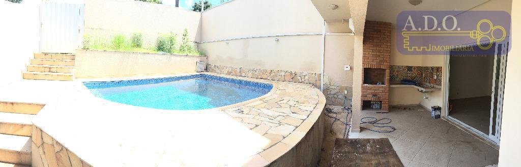 Casa residencial à venda, Parque da Hípica, Campinas.