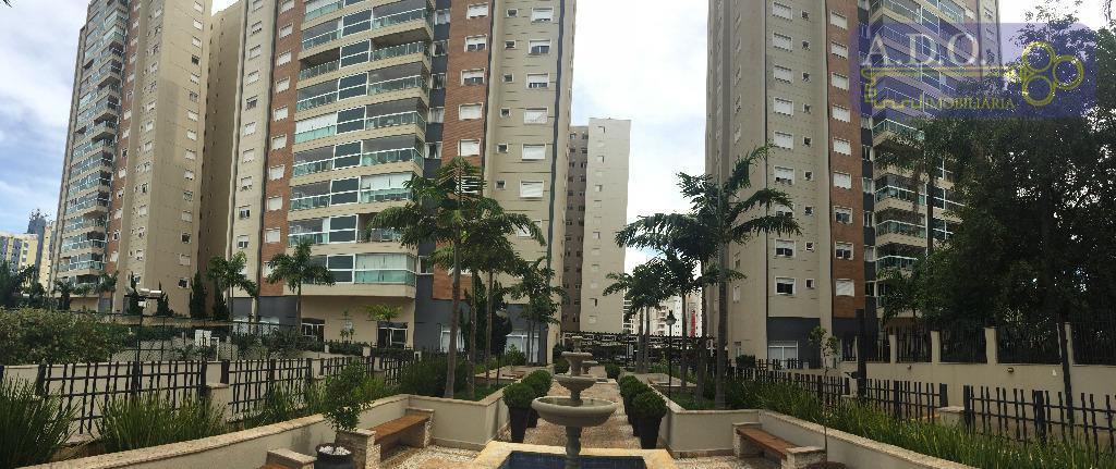 Apartamento residencial para locação, Mansões Santo Antônio, Campinas. My Forest