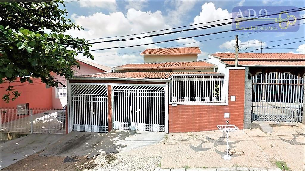 Casa residencial à venda, Vila São Bento, Campinas.