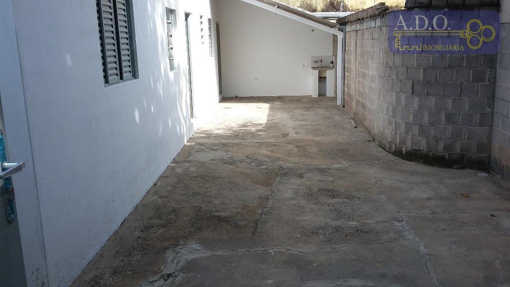 Casa residencial para locação, Jardim Proença, Campinas - CA0580.