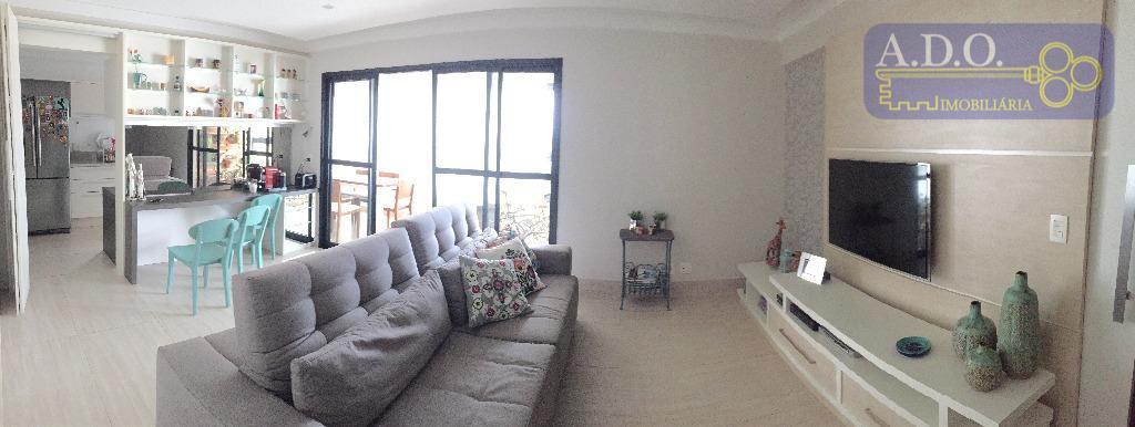 Apartamento residencial à venda, Mansões Santo Antônio, Campinas - AP0009.- # condomínio volare