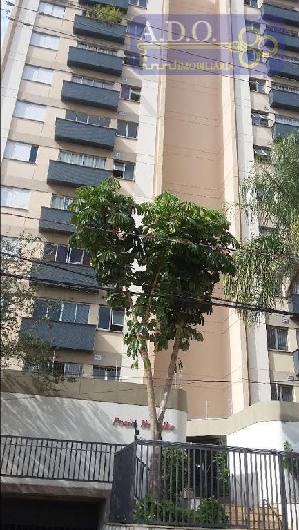 Apartamento residencial para venda e locação, Centro, Campinas - AP0552.