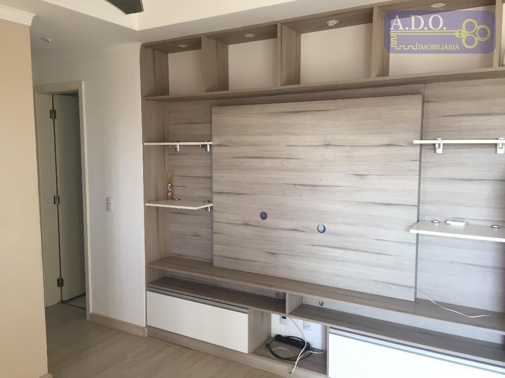 Apartamento residencial para venda e locação, Jardim Chapadão, Campinas.