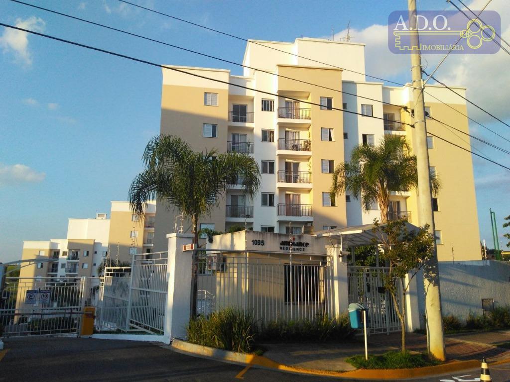 Apartamento residencial à venda, Jardim Myrian Moreira da Costa, Campinas - AP1193. #AMBIENCE #TERREO