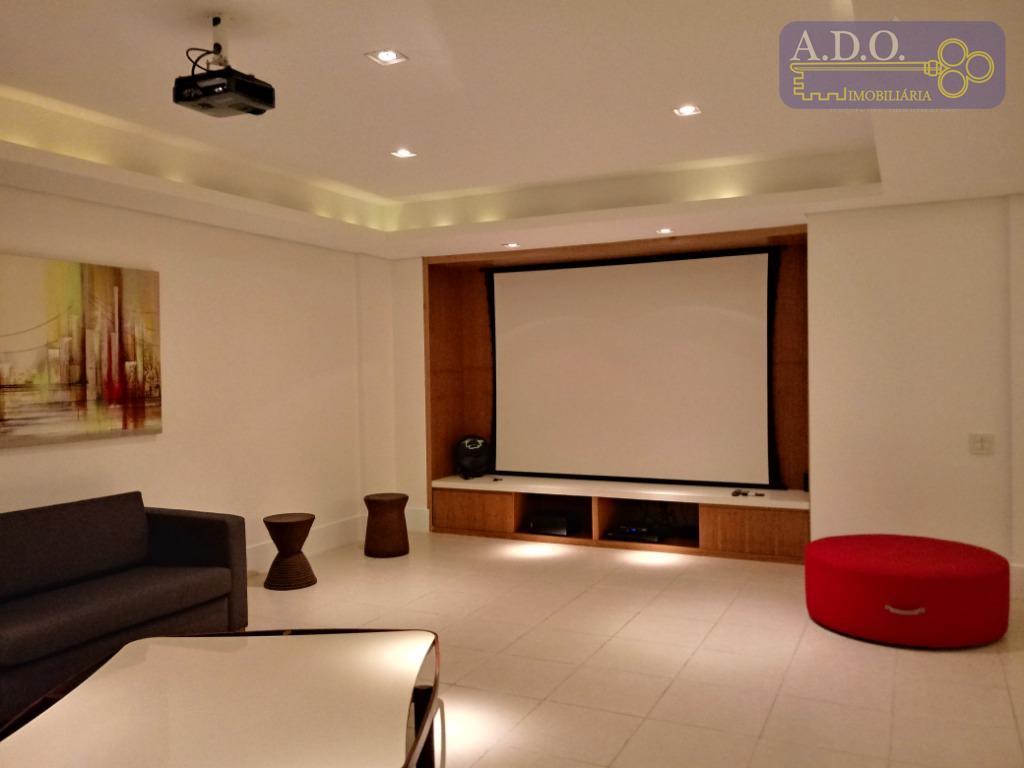 Apartamento residencial para locação, Centro, Campinas - AP1203.