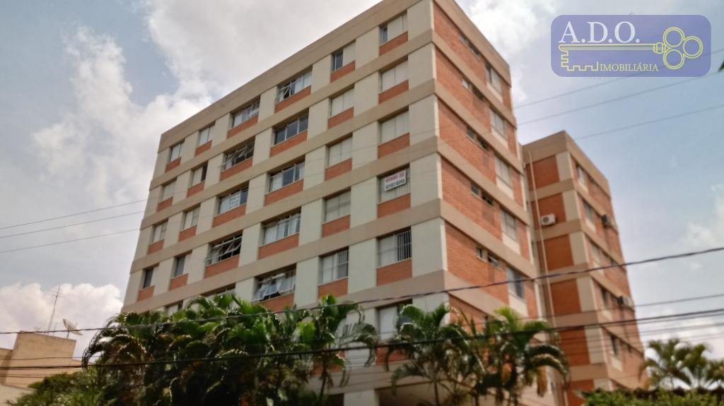 Apartamento com 3 dormitórios à venda, 108 m² por R$ 410.000 - Chácara da Barra - Campinas/SP