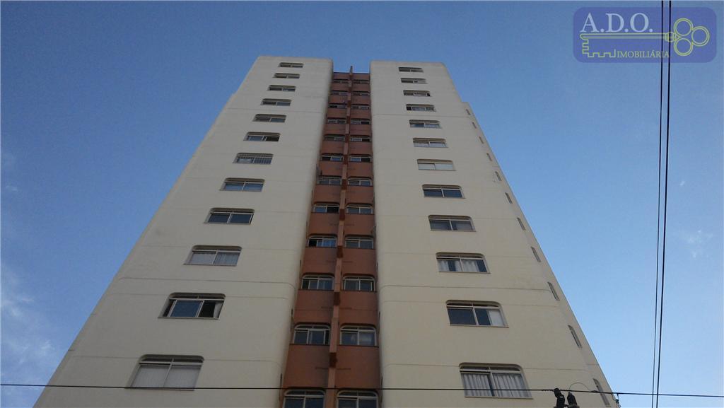 Apartamento residencial à venda, Botafogo, Campinas - AP0638.