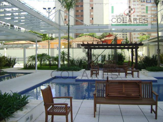 Penthouse residencial à venda, Campo Belo, São Paulo.