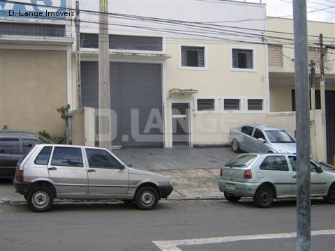 Barracão em Jardim Do Trevo, Campinas - SP