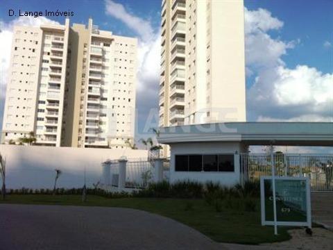 Apartamento residencial à venda, Parque Prado, Campinas - AP5140.