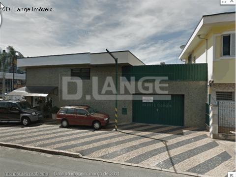 Área em Vila Itapura, Campinas - SP