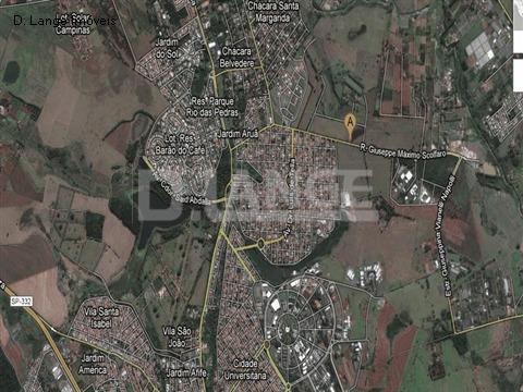 Área em Cidade Universitária, Campinas - SP