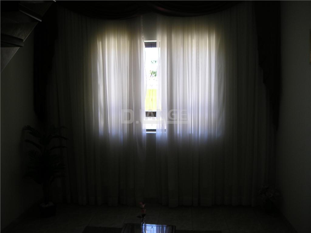 Sobrado de 4 dormitórios em Jardim Santa Mônica, Campinas - SP