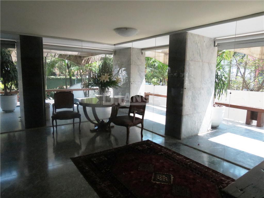 Apartamento de 5 dormitórios em Cambuí, Campinas - SP