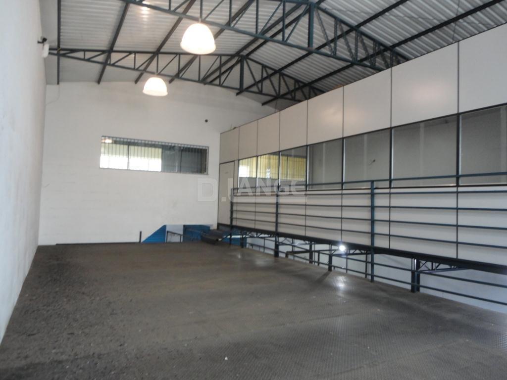 Barracão em Jardim Nova Europa, Campinas - SP