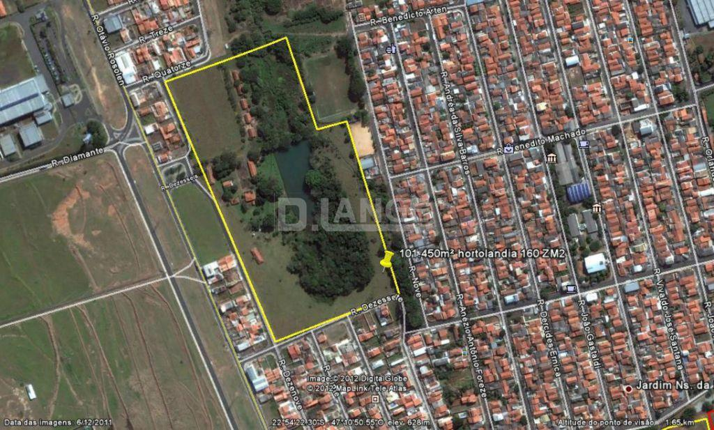 Área à venda em Jardim Nova Hortolândia Ii, Hortolândia - SP