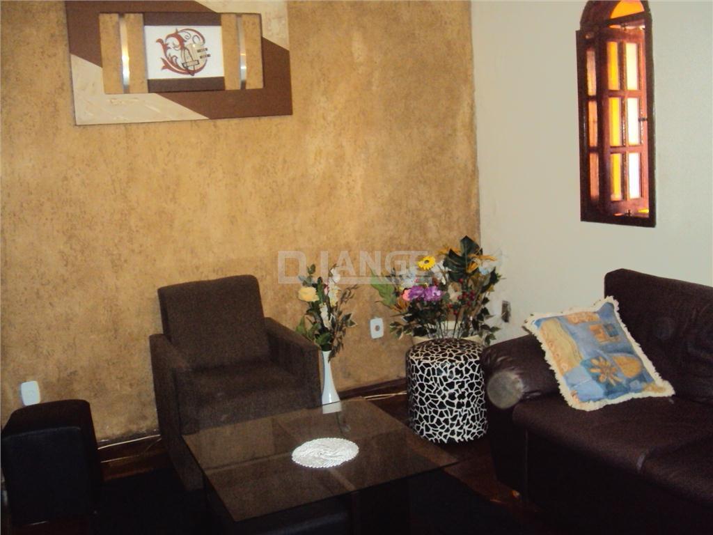 Casa de 4 dormitórios em Parque Via Norte, Campinas - SP