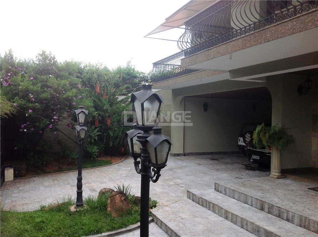 Casa residencial à venda, Parque Taquaral, Campinas - CA4539.
