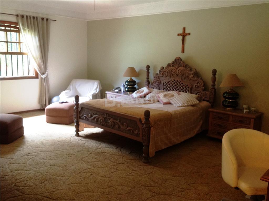 Casa de 5 dormitórios em Parque Taquaral, Campinas - SP