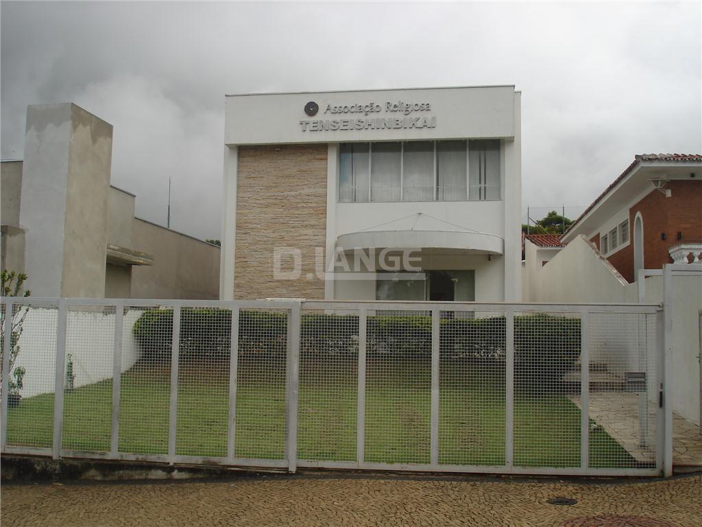 Prédio comercial para locação, Jardim das Paineiras, Campinas - PR0241.
