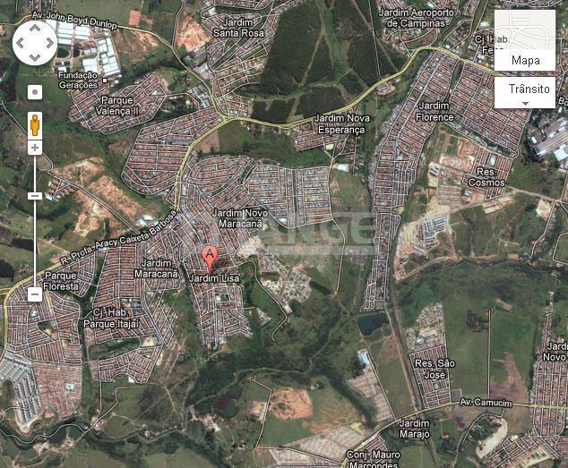 Área em Jardim Lisa, Campinas - SP