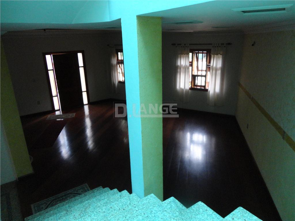 Casa de 4 dormitórios à venda em Jardim Pacaembu, Campinas - SP