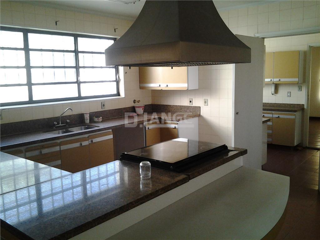 Casa de 4 dormitórios em Nova Campinas, Campinas - SP